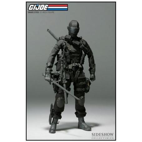 Sideshow Gi Joe - Snake Eyes 1/6 - OCCASION