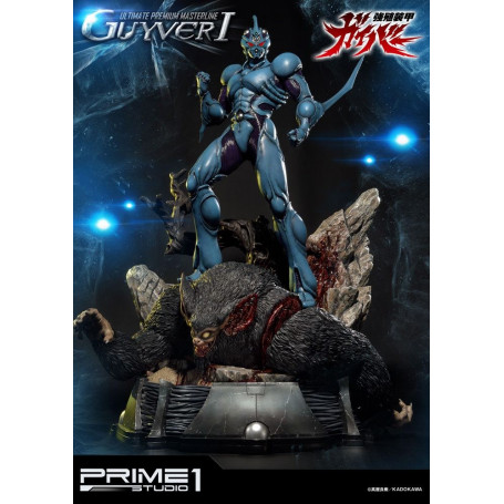 Prime 1 Studio - Guyver The Bioboosted Armor - Ultimate Premium Masterline