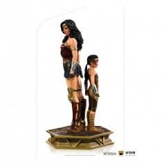 Iron Studios - Wonder Woman & Young Diana - Wonder Woman 1984 - DX Art Scale 1/10