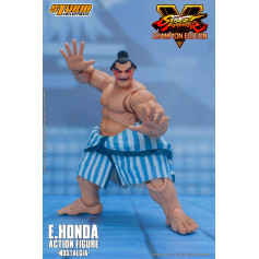 Storm Collectibles - Street Fighter V : E.Honda Nostalgia Costume - 1/12