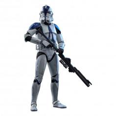 Hot Toys Star Wars - 501st Battalion Clone Trooper - The Clone Wars 1/6