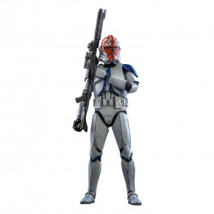 Hot Toys Star Wars - 501st Battalion Clone Trooper Deluxe - The Clone Wars 1/6