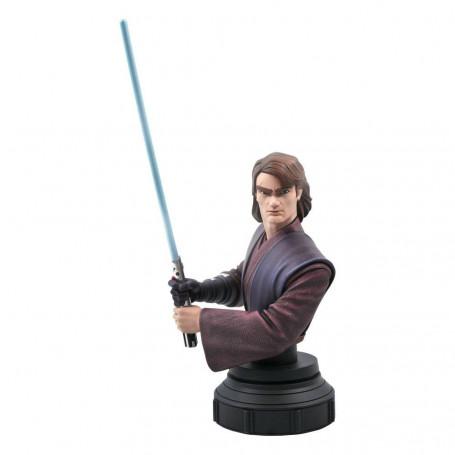Gentle Giant - Star Wars - Anakin Skywalker Bust 1/7 - The Clone Wars