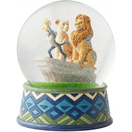 Enesco Disney Le Roi Lion - Boule à neige - Waterglobe - Snowglobe