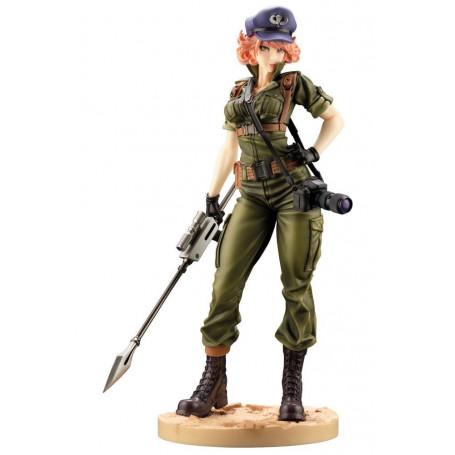 Kotobukiya G.I.JOE Bishoujo Figurine PVC 1/7 Lady Jaye - 23cm
