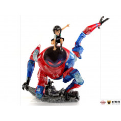 Iron Studios Marvel - Spider-Man Into the Spider-verse - Peni Parker and SP//dr - BDS Art Scale 1/10 - 25cm