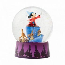 Enesco Disney Fantasia Mickey - Boule à neige - Waterglobe - Snowglobe