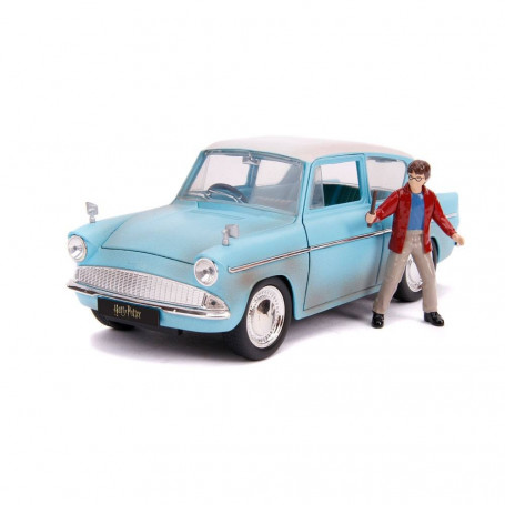 Jada Toys - Harry Potter - 1959 Ford Anglia - 1/24