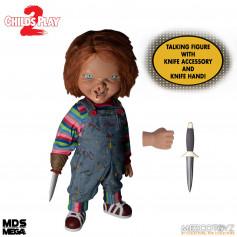 Mezco Figurine Mega Scale Chucky 2 - Menacing Chucky