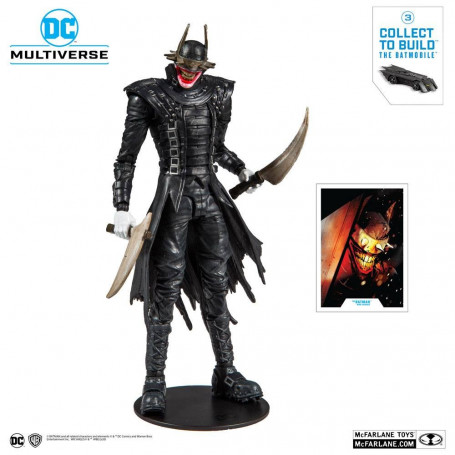Mc Farlane - Dark Nights : Metal - The Batman Who Laughs
