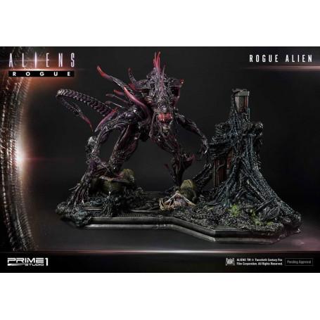 Prime 1 Studio - Rogue Alien Battle Diorama - Aliens Premium Masterline Series