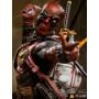 Iron Studios Marvel - Deadpool - BDS Deluxe Art Scale 1/10 - 25cm