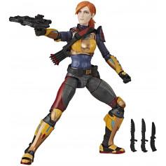 Hasbro G.I.JOE - SCARLETT - Classified Series