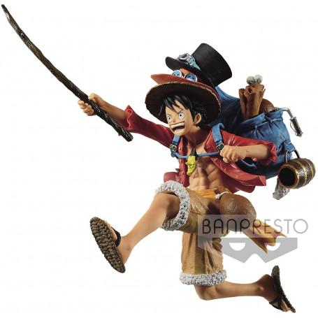 Banpresto - One Piece Mania Produce - Monkey D. Luffy