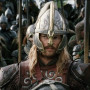United Cutlery - Lord of the Rings: Helm of Eomer 1:1 Scale Replica