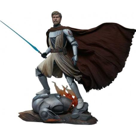 Sideshow Star Wars Statue General Obi-Wan Kenobi - Mythos