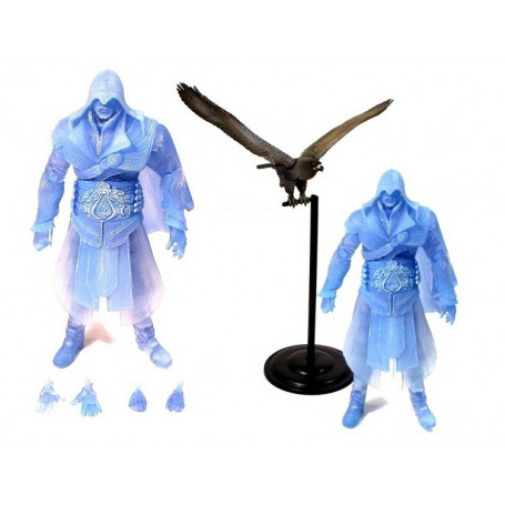 Neca Assassin´s Creed Brotherhood SDCC figurine Ezio Auditore Eagle Vision