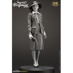 Infinity Studio - Ingrid Bergman - Old & Rare Statue 1/6