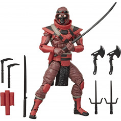 Hasbro G.I.JOE - RED NINJA - Classified Series