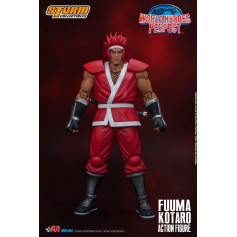 Storm Collectibles - World Heroes Perfect - Kotaro Fuuma