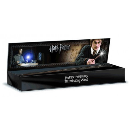 Noble Collection Harry Potter Baguette Lumineuse