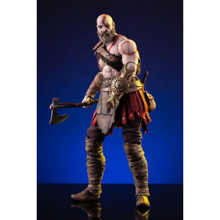 Mondo - Kratos - God of War 4 - Figurine 1/6 - 33cm