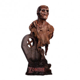 Trick or Treat - Fulci Zombie - Poster Zombie Bust