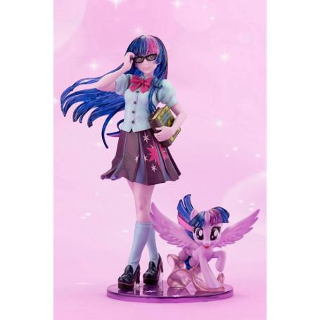 Kotobukiya My Little Pony Bishoujo - Twilight Sparkle Limited Edition - Mon Petit Poney 1/7