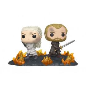 Funko POP Moment! - Game of Thrones - Daenerys & Jorah Final Stand
