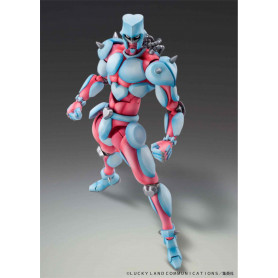 Medicos - Super Action Chozokado - CRAZY DIAMOND - Jojo's Bizarre Adventures DIAMOND IS UNBREAKABLE - 16cm