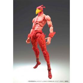 Medicos - Super Action Chozokado - MAGICIANS RED - Jojo's Bizarre Adventures Stardust Crusader - 16cm