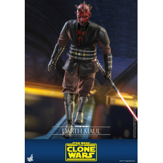 Hot Toys Star Wars - Darth Maul - The Clone Wars 1/6