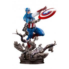 Kotobukiya Marvel Fine Art statue Captain America 1/6
