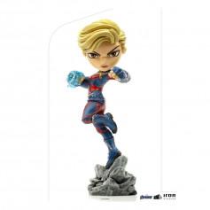 Iron Studios -Captain Marvel - Mini Co.Heroes PVC