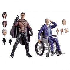 Marvel Legends - X-Men - Professor X & Magneto