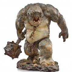 IRON STUDIOS - Cave Troll Deluxe BDS Art Scale 1/10 - Lord of the Rings