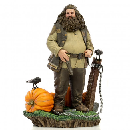 Iron Studios - Harry Potter - Rubeus Hagrid Deluxe BDS Art Scale 1/10