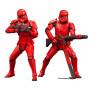 Star Wars - Pack 2 Sith Trooper Episode IX - ARTFX+ 1/10 - Kotobukiya