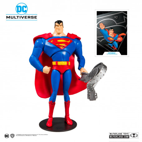 Mc Farlane - Superman - Batman : The Animated Series