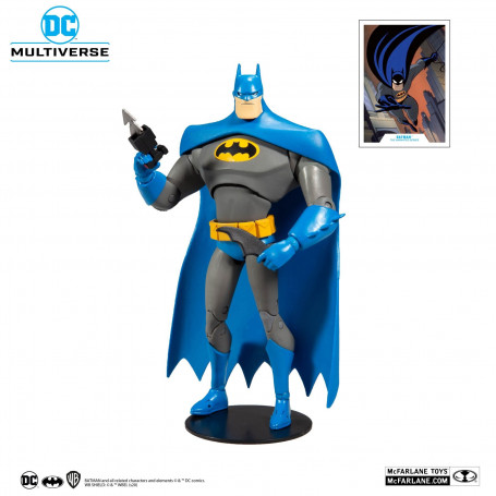Mc Farlane - Batman : The Animated Series - Variant Blue Grey