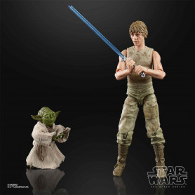Star Wars Black Series - Luke Skywalker & Yoda Dagobah Deluxe