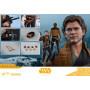 Hot Toys Star Wars Solo - Movie Masterpiece 1/6 Han Solo