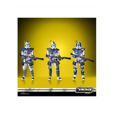 Hasbro Star Wars Vintage Collection - 501st Legion Arc Troopers - Black Series