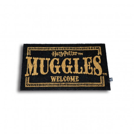 SD Toys - Harry Potter - Paillasson Muggles Welcome