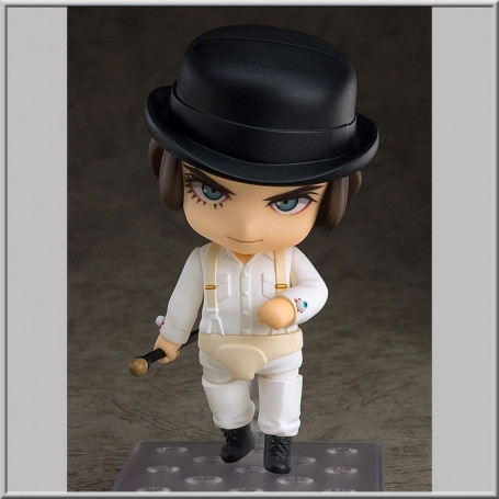 Nendoroid - Alex DeLarge - Orange Mecanique - A Clockwork Orange