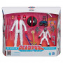 Hasbro - Marvel Legends - DEADPOOL + HIT MONKEY - Pack 2 figurines