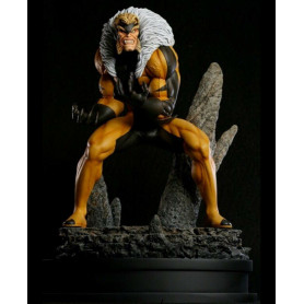 Bowen Designs Painted Statue - Sabretooth (Modern) - Occasion
