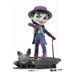 Iron Studios - The Joker Tim Burton 1989 - Mini Co.Heroes PVC