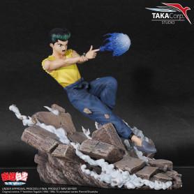 Taka Corp - Yu Yu Hakusho - Statue Yusuke Urameshi - 1/6