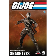 Three Zero - G.I.Joe - Snake Eyes